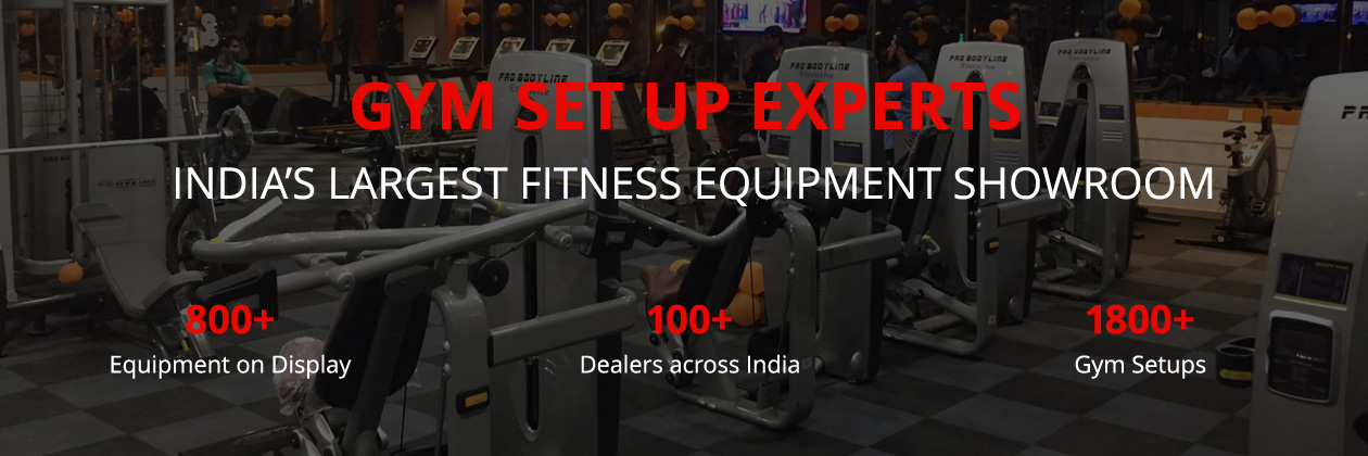800b9670ad46 Commercial Gym Setup Equipments In India - Probodyline.com For Gym Equipment